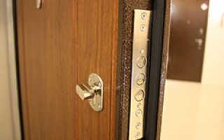 Как утеплить китайскую металлическую дверь