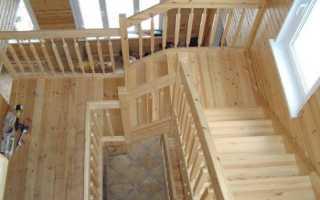 Чем покрасить лестницу внутри дома