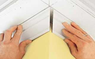 Как правильно резать потолочный