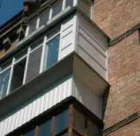 Выносные балконы своими руками