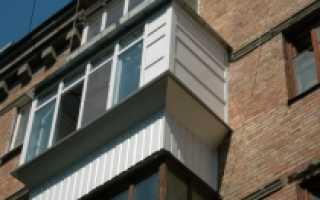 Как сделать выносной балкон в квартире