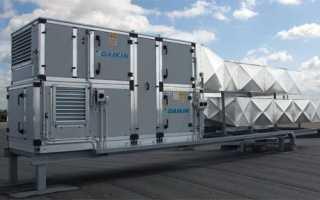 Центральные системы кондиционирования воздуха в зданиях стр