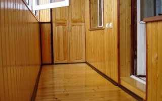 Выравнивание пола на балконе пошаговая инструкция