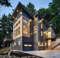 Фасадные материалы для наружной отделки здания
