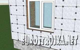 Чем грунтовать стены перед поклейкой пенопластом
