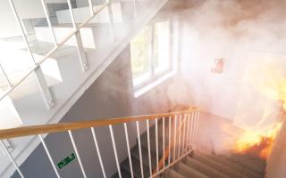 Если пожар случился в другой квартире