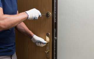 Как подготовить проем под дверь
