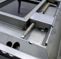 Технология изготовления металлических дверей своими руками