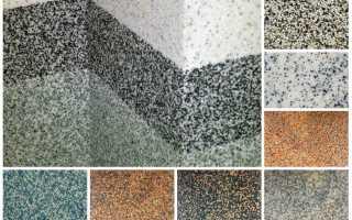 Штукатурка по составу может быть минеральная гипсовая