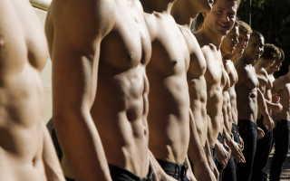 Качаем все группы мышц дома