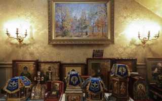 Иконы для дома и их значение