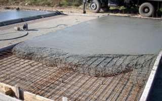 Цементный раствор время схватывания