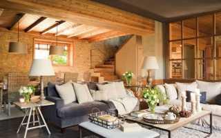 Красивый дизайн частного дома