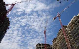 Башенные краны помощники современного строительства