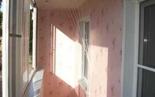 Поэтапный ремонт балкона своими руками