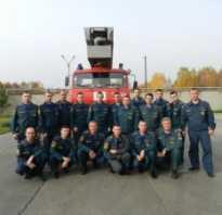 Должностная инструкция помощника начальника караула пожарной части