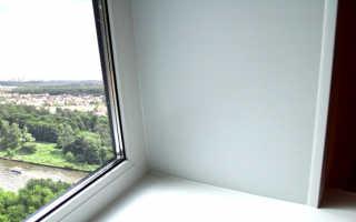 Что такое откосы на окнах