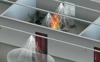 Разбираем подробно спринклерное и дренчерное пожаротушение