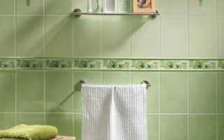 Как рассчитать сколько плитки надо в ванную
