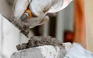 Свойства вяжущих строительных материалов