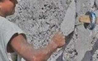 Чем можно заменить раствор цемента