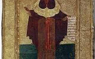 Святитель макарий митрополит московский