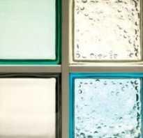 Как класть стеклянные блоки своими руками