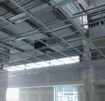 Схема крепления подвесного потолка армстронг