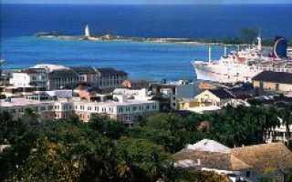 Где находятся Багамские Острова Столица государства достопримечательности