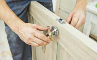 Как происходит подготовка проема межкомнатных дверей