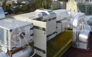 Монтаж внутренних систем вентиляции