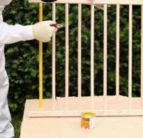 Как покрасить кровать в другой цвет