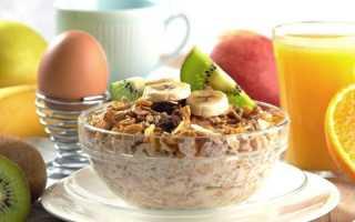 Низкоуглеводная диета меню с рецептами на неделю