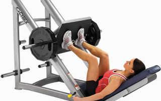 Задняя поверхность бедра упражнения в домашних условиях