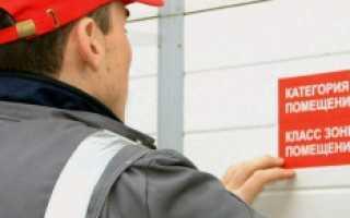 Пожарнотехническая классификация зданий сооружений