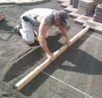 Цементная смесь с гарцовкой