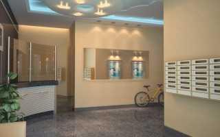 Освещение многоэтажные жилые дома