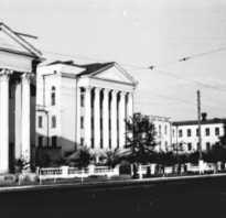 Воронежский государственный архитектурностроительный университет