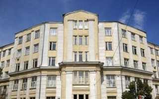 Самарский государственный архитектурностроительный университет