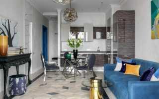 Гостиная объединенная с кухней фотоидеи особенности интерьера