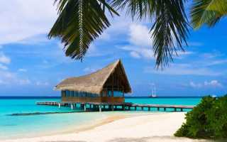 Расположение отдых и туризм на Багамах