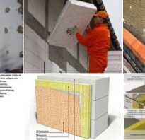 Чем утеплять газосиликатные блоки снаружи