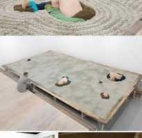 Современный дизайн ватерклозета или что такое инсталляция