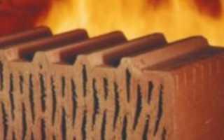 Как правильно обжигать кирпич