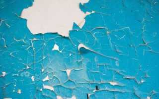 Штукатурка поверх масляной краски