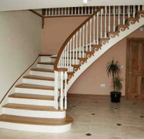 Как сделать лестницу из бетона своими руками
