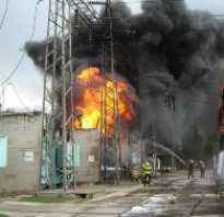 Защитные мероприятия в электроустановках