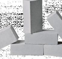 Размер строительного кирпича белого