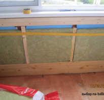 Нужно ли утеплять внутреннюю стену на балконе