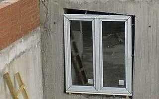 Штукатурка по маякам окна двери